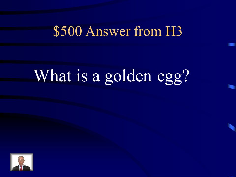 $500 Question from H3 Hindus believe that their god Brahma was born from this.