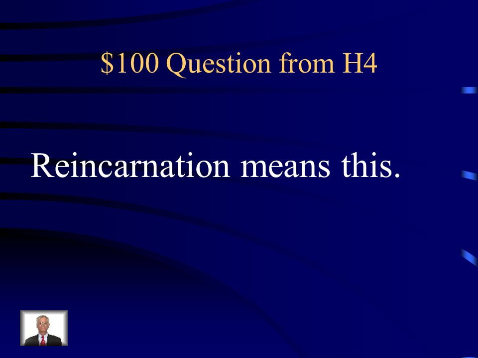 $500 Answer from H3 What is a golden egg?