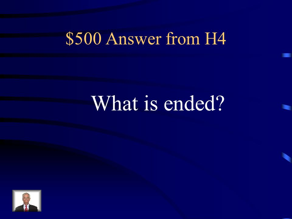 $500 Question from H4 After Greece created democracy, slavery did this.