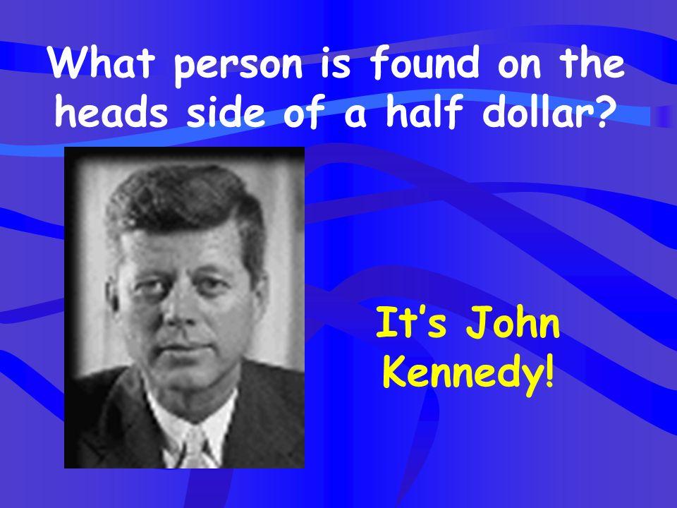 Half Dollar Name – 1 half dollar 50 cents Worth - 50¢ $.50 Half-a-dollar, half-a-dollar, giant size, 50 cents to buy some fries.