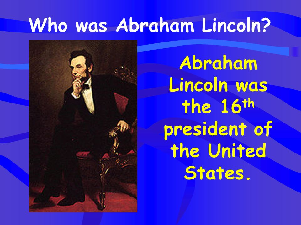 What person is found on the heads side of a penny? Its Abraham Lincoln!