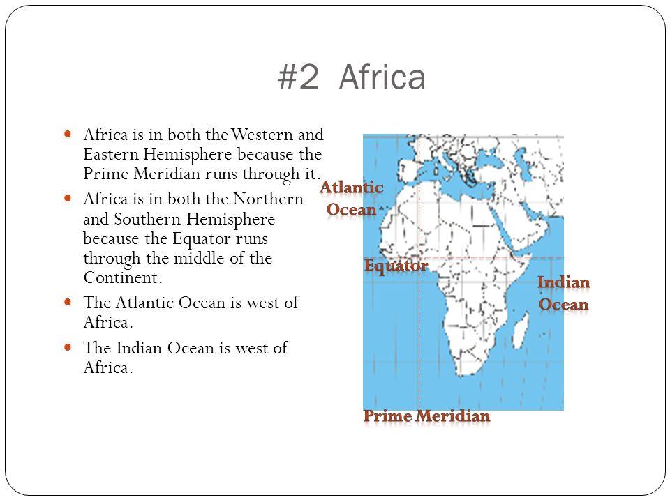 #3 Atlantic Ocean