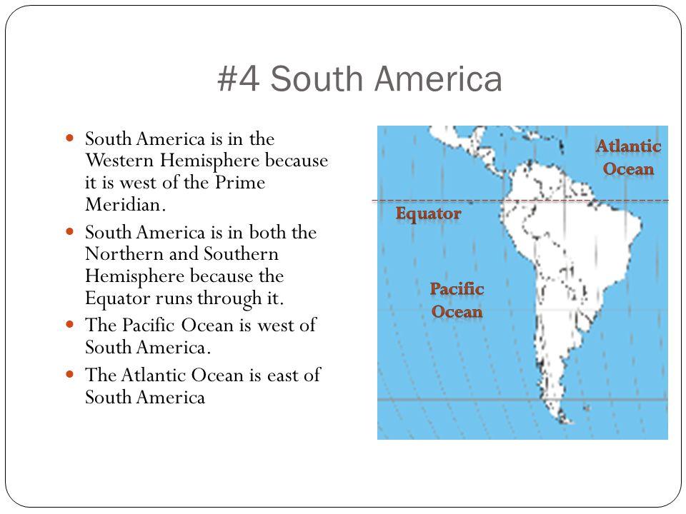 #5 Pacific Ocean