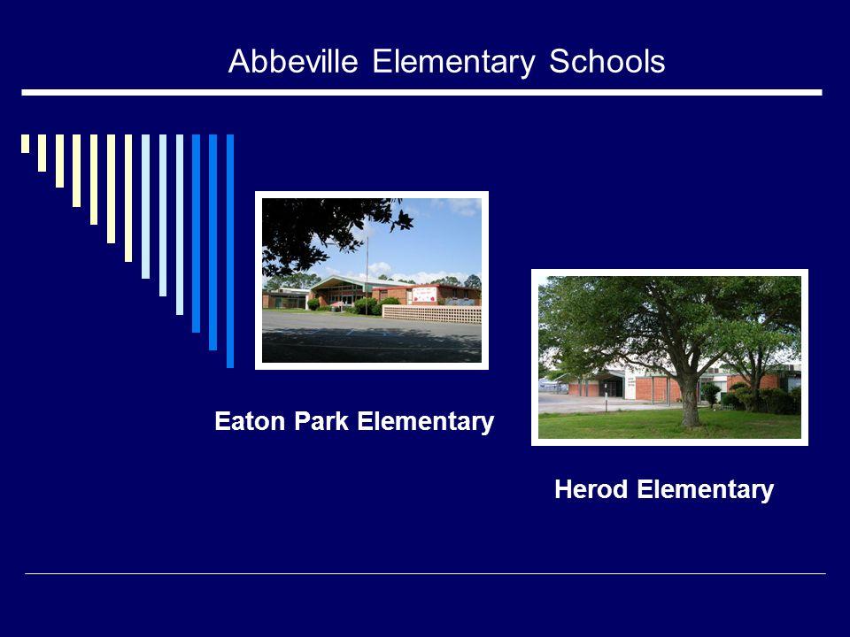 Abbeville Elementary Schools Eaton Park Elementary Herod Elementary