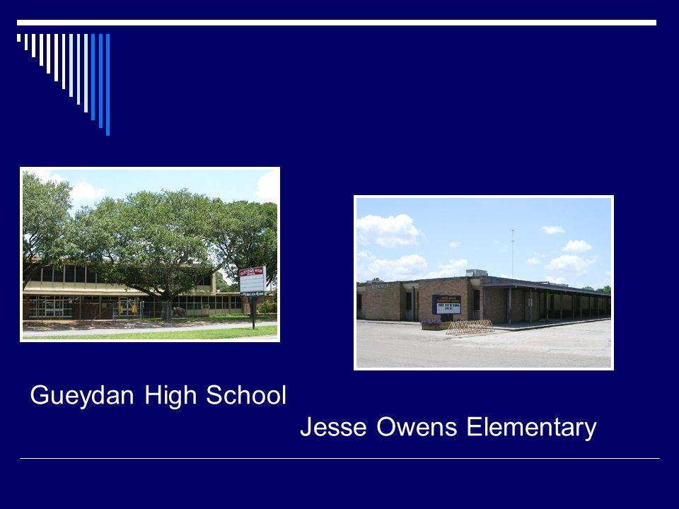 Gueydan High School Jesse Owens Elementary