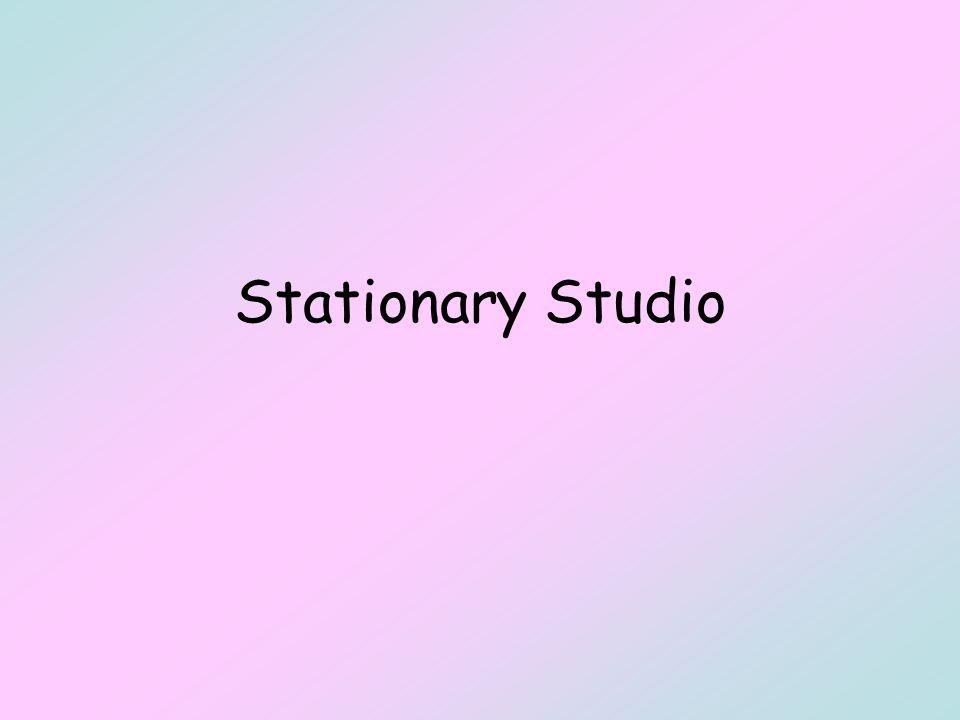 Stationary Studio