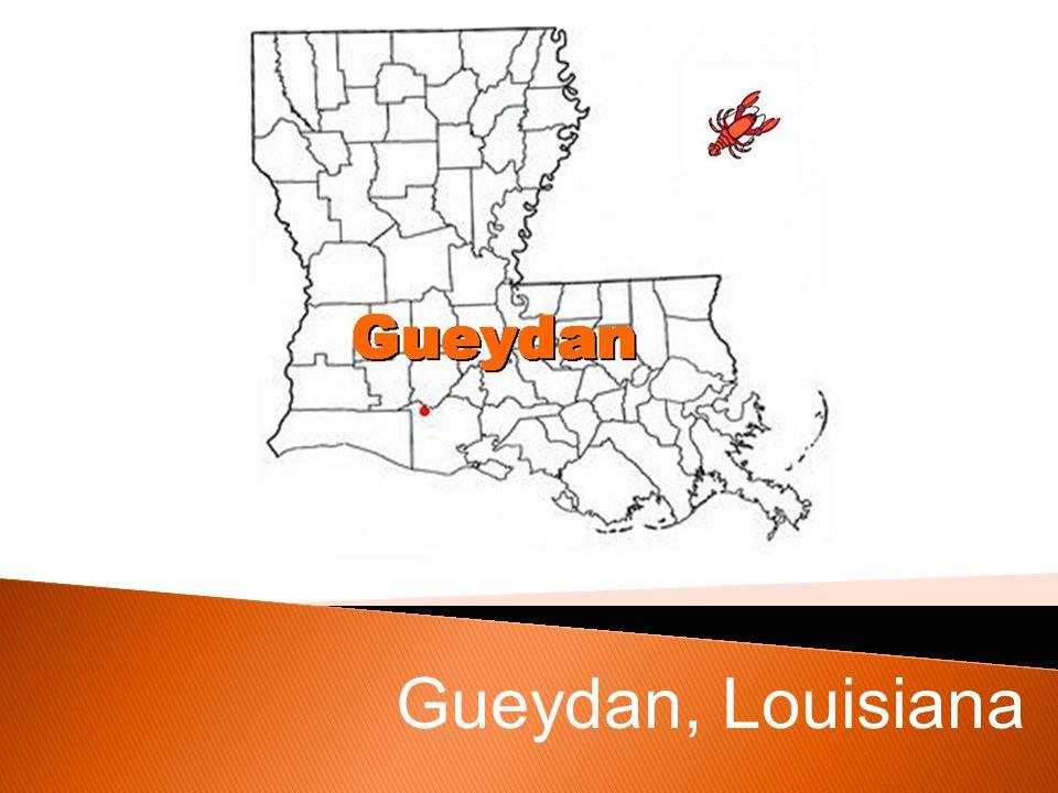 Gueydan, Louisiana