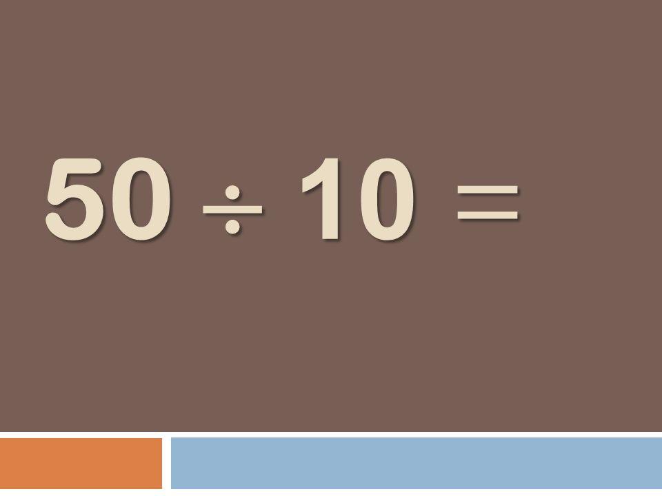 50 10 =