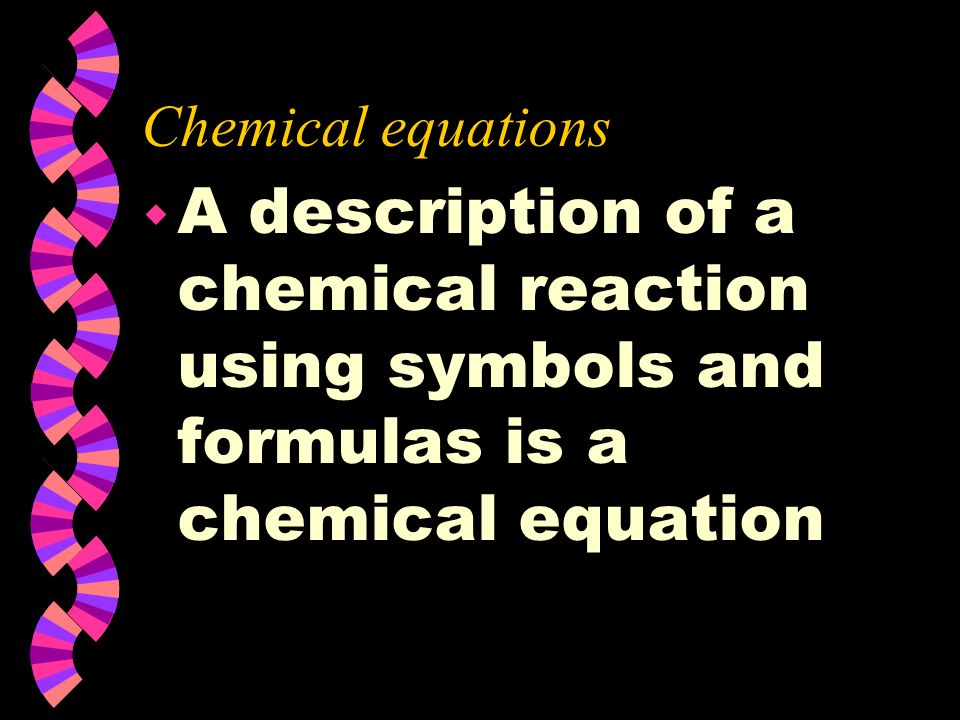 Questions w How is chemical symbol different from a chemical formula?