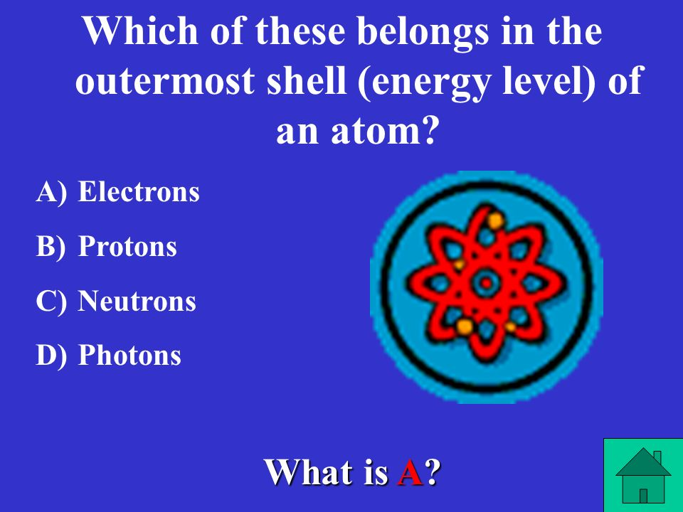 What is C? Which of these is best classified as a mixture? A) A) Carbon dioxide B) B) Water C) C) Soil D) D) Iron