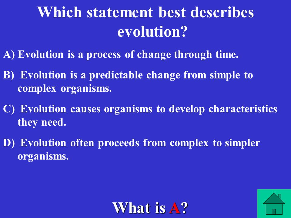 What is B? Who proposed the theory of evolution stating that acquired characteristics can be passed to the next generation? A) A) Morgan B) B) Lamarck