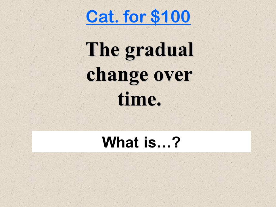 The father of genetics. Who is…? Cat.3 for $100