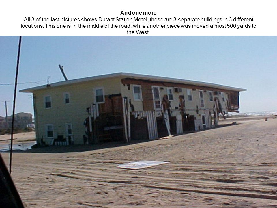 And one more All 3 of the last pictures shows Durant Station Motel, these are 3 separate buildings in 3 different locations. This one is in the middle