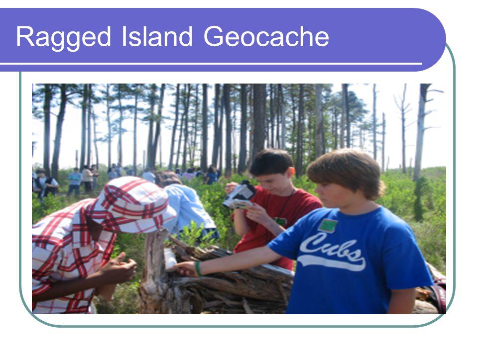 Ragged Island Geocache