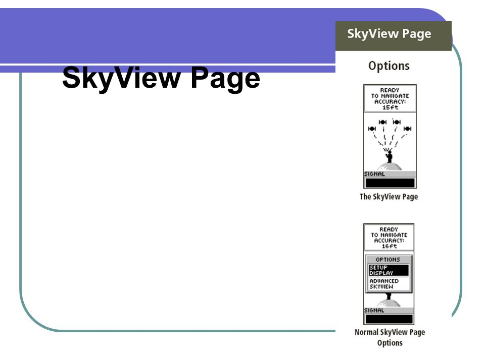 SkyView Page