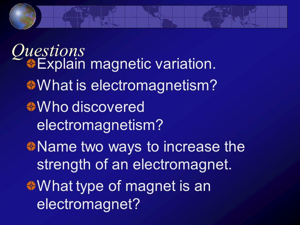 Increasing the strength of electromagnets Increasing the voltage or current Increasing the number of loops of wire