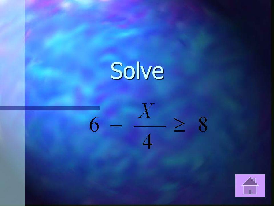 Solve 8+3m<5m-2