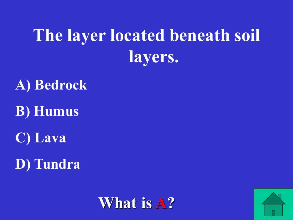 What is D? Which of the following is not considered a result of the movement of tectonic plates? A) A)Earthquakes B) B)Mountain Ranges C) C)Increased