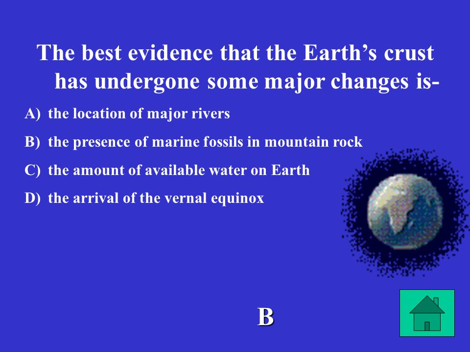 A Even though the Earths inner core is hotter than the liquid outer core, it is solid because- A) A)the pressure from all of Earths layers keeps it in