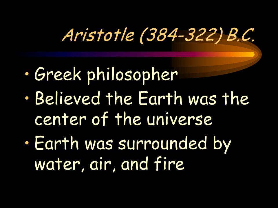Astronomy Ancient Philosophies
