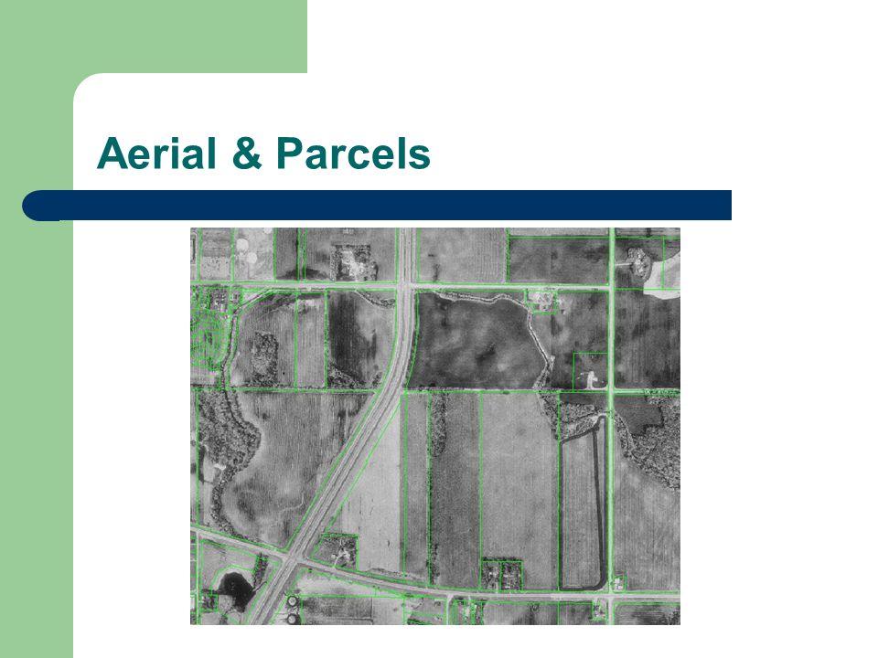 Aerial & Parcels
