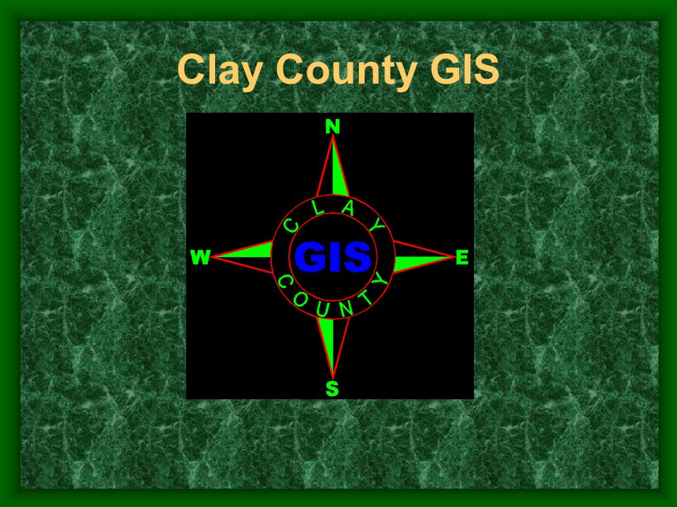 Clay County GIS
