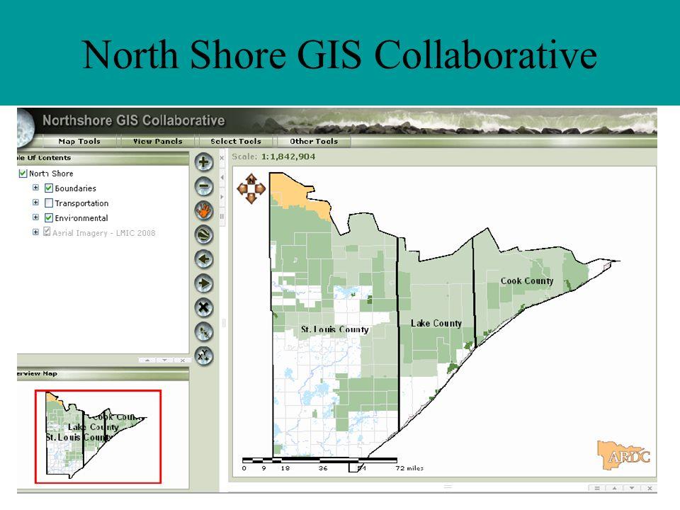 North Shore GIS Collaborative