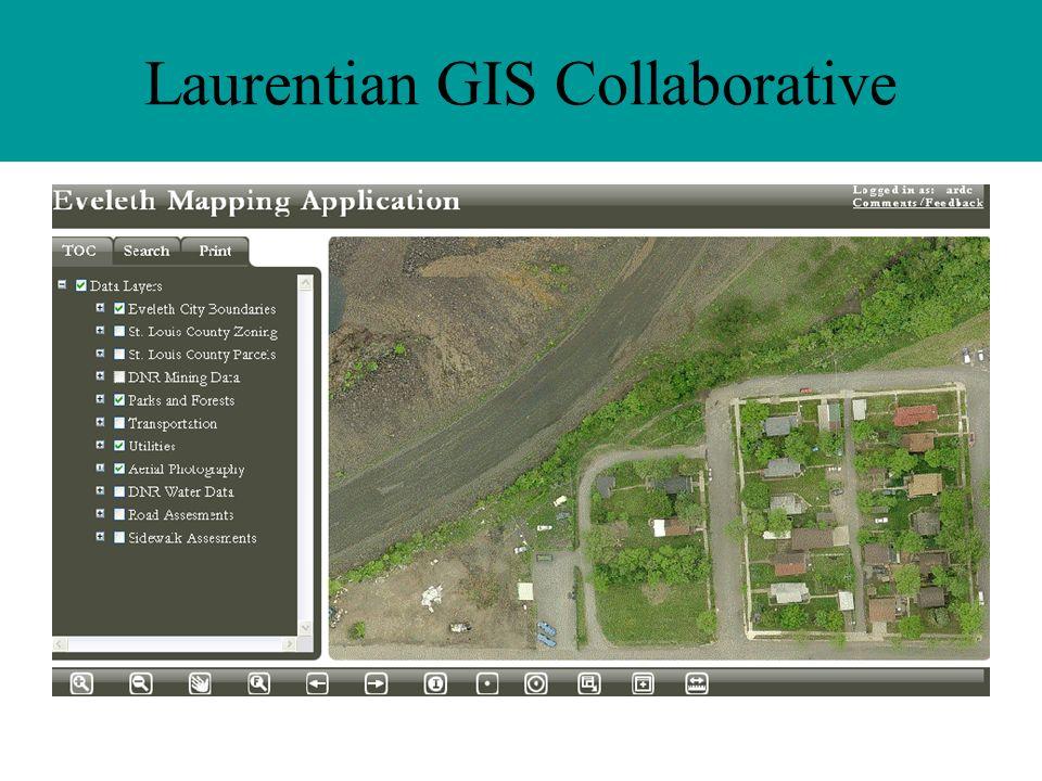 Laurentian GIS Collaborative