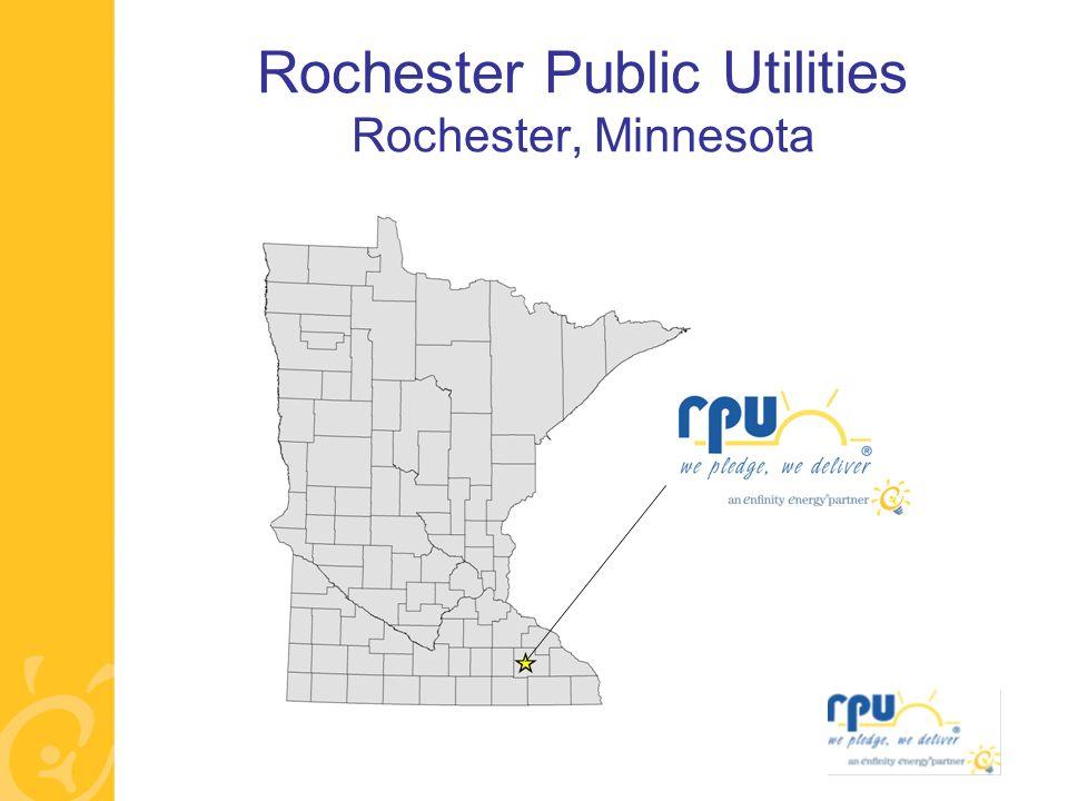 Rochester Public Utilities Rochester, Minnesota