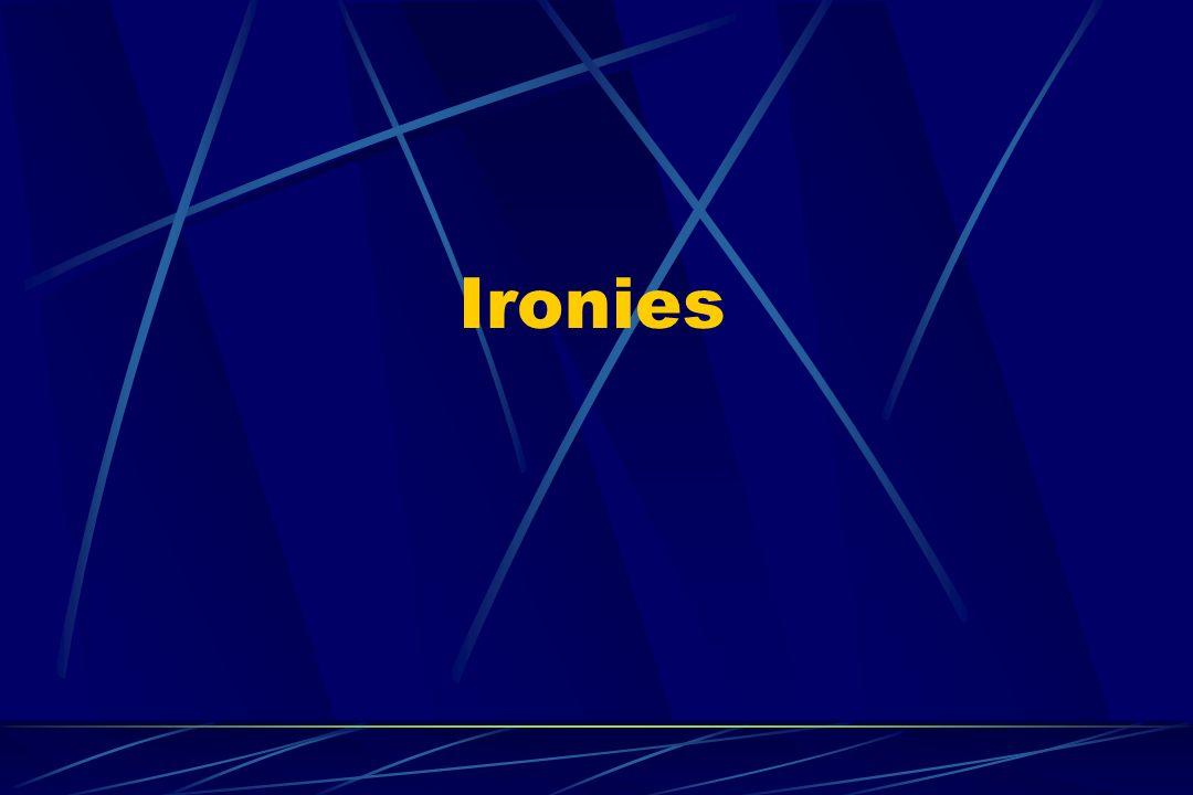 Ironies