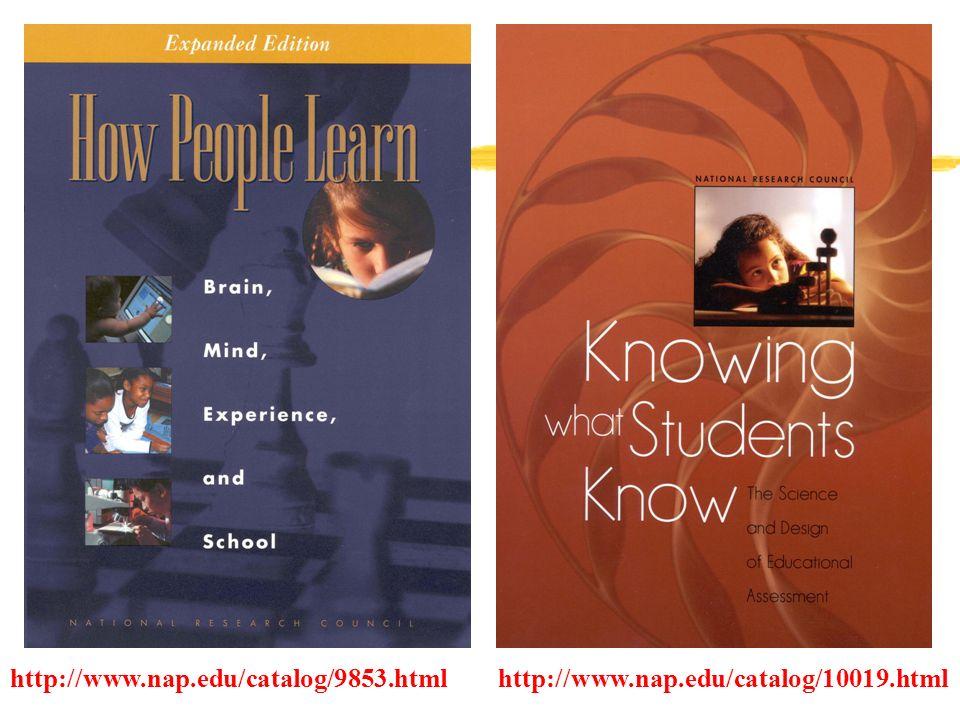 http://www.nap.edu/catalog/9853.htmlhttp://www.nap.edu/catalog/10019.html