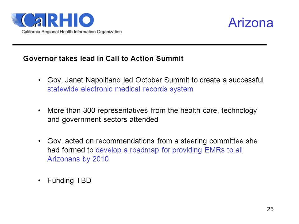 25 Arizona Governor takes lead in Call to Action Summit Gov.