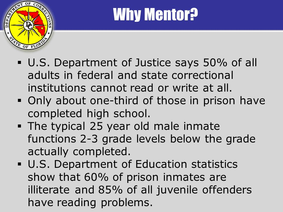 Why Mentor. U.S.