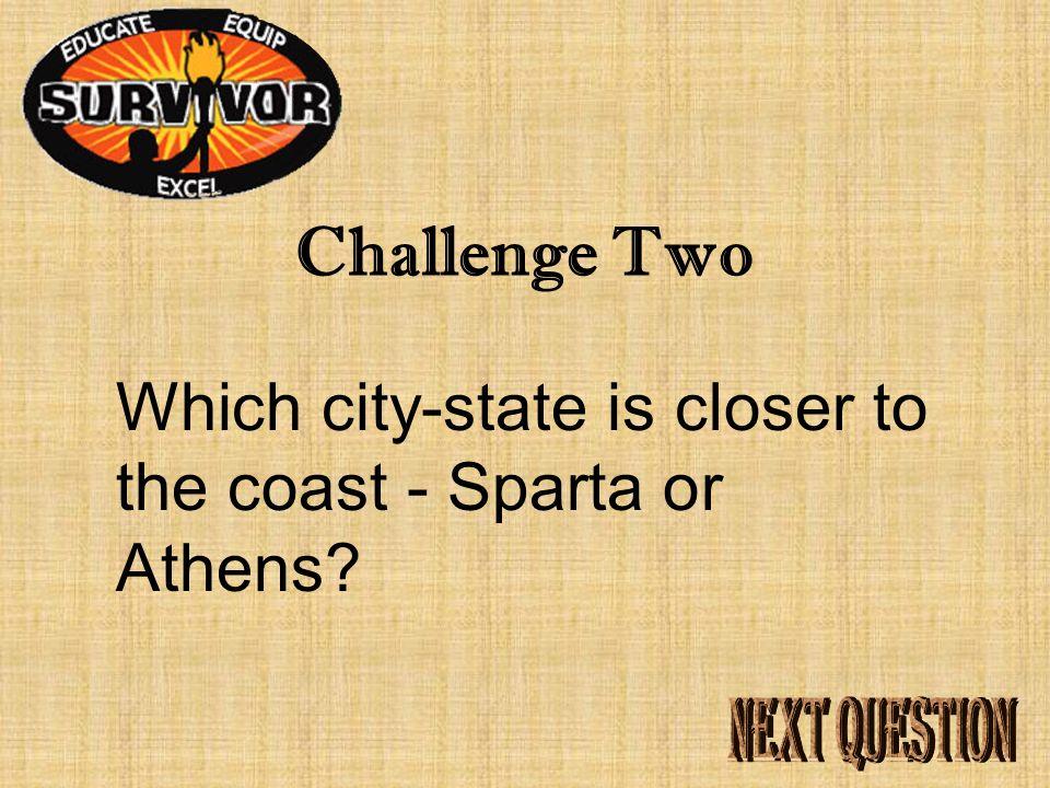 Answer Two Balkan pennisula