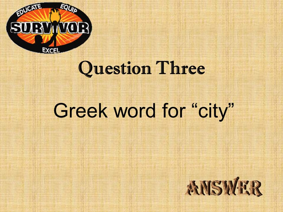 Challenge Two Which city-state is closer to the coast - Sparta or Athens