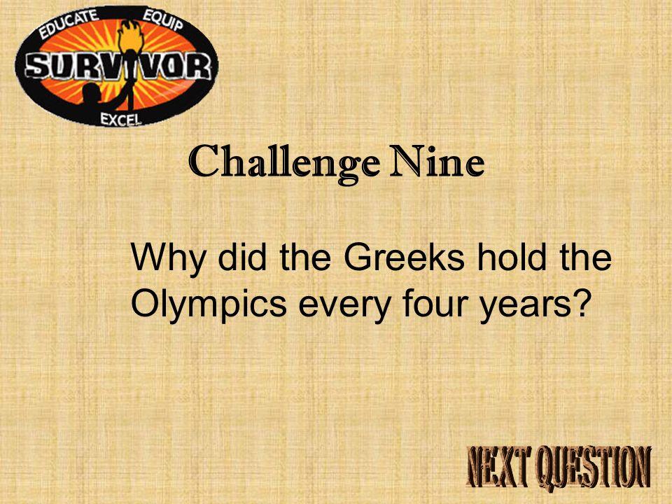 Answer Nine Agean Sea