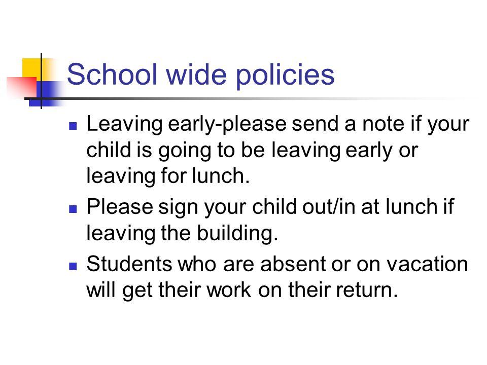 5th grade highlights 1.Outdoor Education 2.Geospace 3.Kindergarten Buddies 4.Patrols 5.