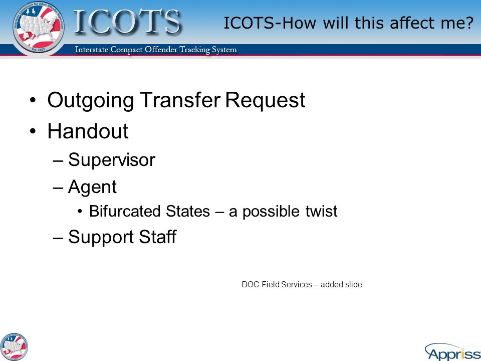 ICOTS-How will this affect me.