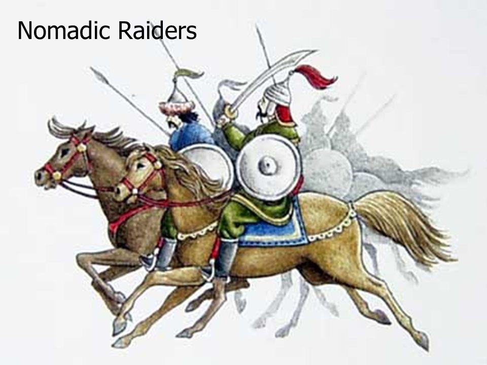 Nomadic raiders Nomadic Raiders