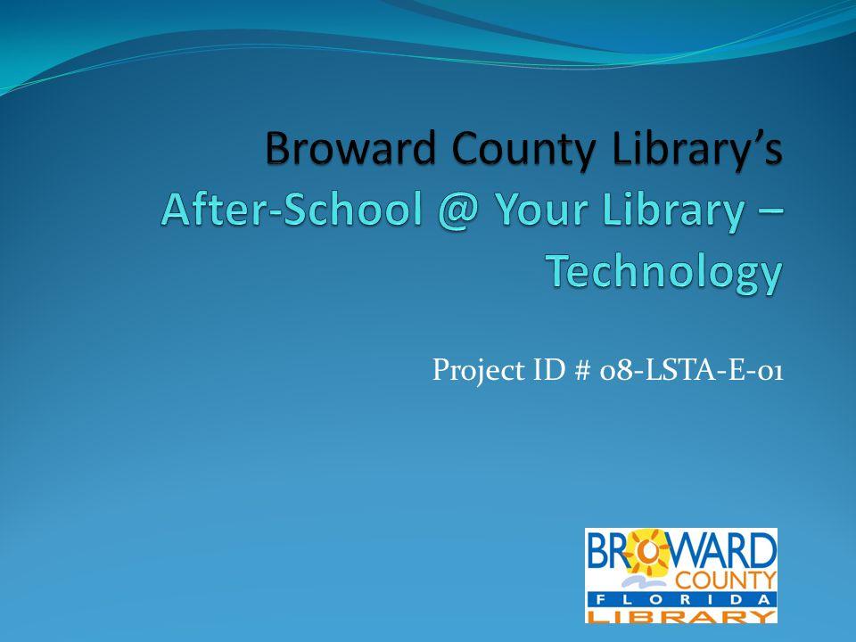 Project ID # 08-LSTA-E-01