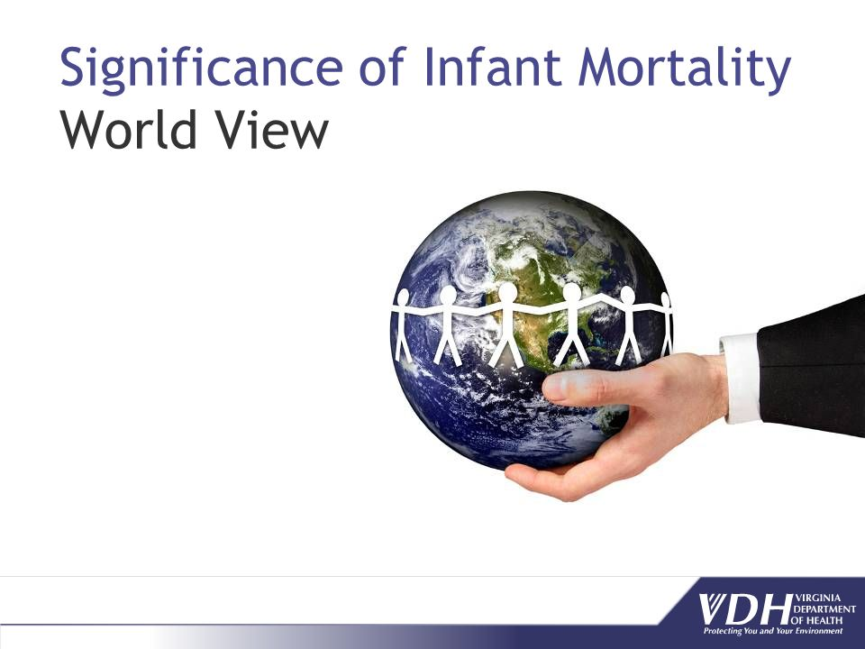 Significance of Infant Mortality World View