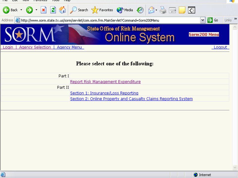 August 26, 2004 Risk Management User Group30