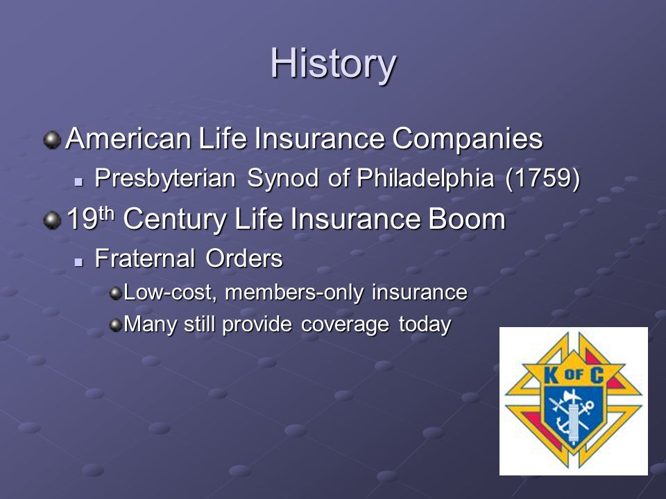 History American Property Insurance Companies Charleston, SC (1735) Charleston, SC (1735) Fire Insurance