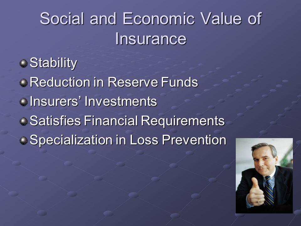 Premium Rate Setting Goals of Insurers (Goals of Regulators) Adequate Adequate Fair Fair Reasonable Reasonable