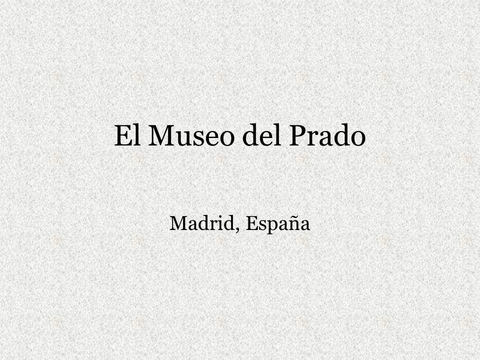 El Museo del Prado Madrid, España