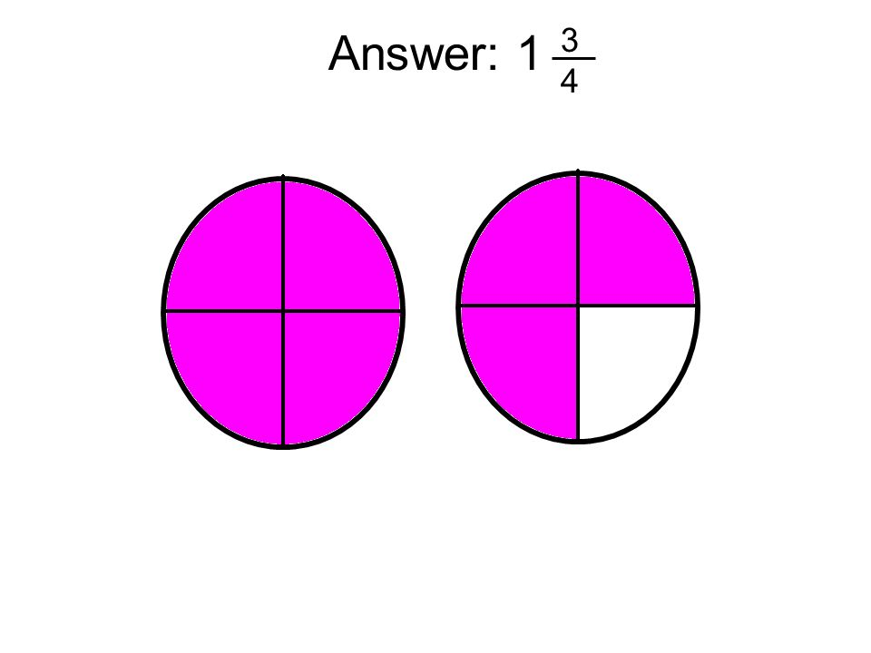 Answer: 1 3434