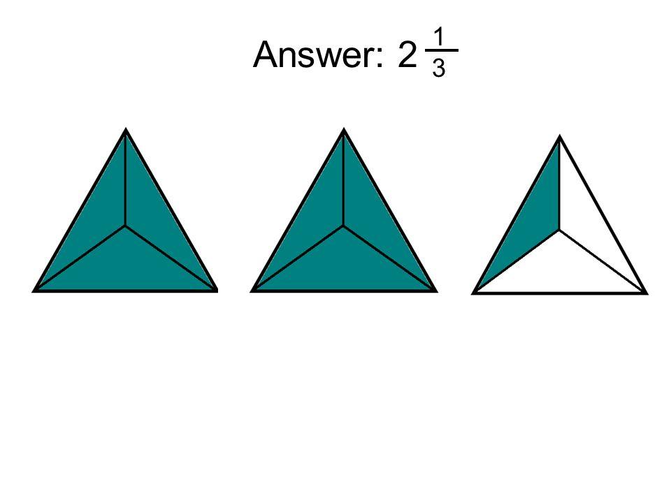 Answer: 2 1313