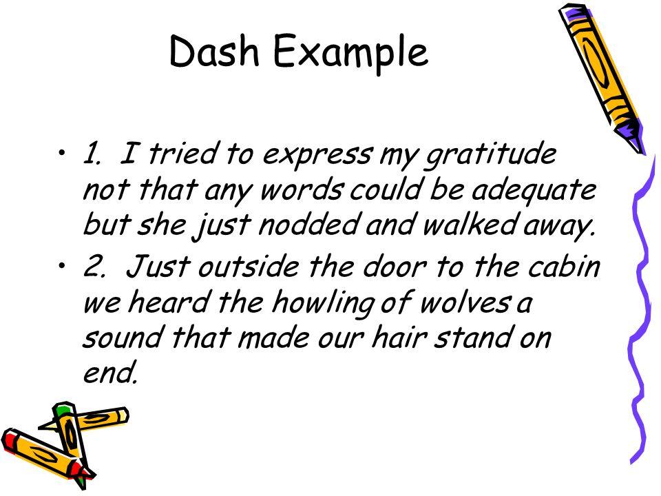 Where do the dash(es) go.1.