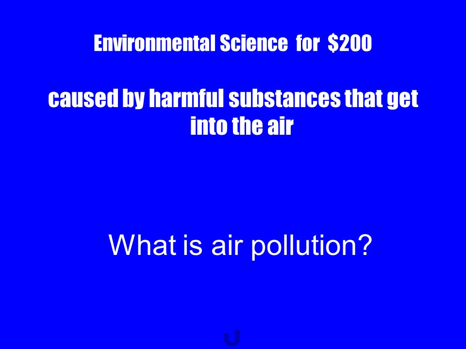 Environmental Science for $100 coal, oil and natural gas What is a non- renewable resource