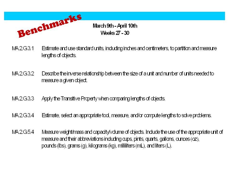 Benchmarks